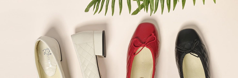 Cosido | Calzado de Mujer | Bailarinas y Zapatos de Salón de tacón