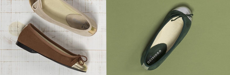 Serraje | Calzado de Mujer | Bailarinas y Zapatos con tacón